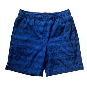 Speedo Men's swimming trunks,small, blue